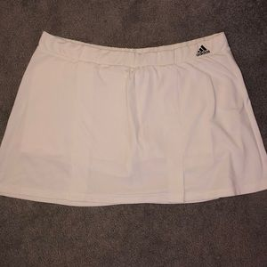 Adidas Women's White Tennis Skort